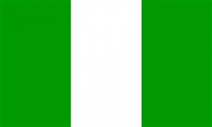 Image of   Nigeria Flag (90x150cm)
