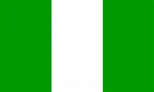 Image of   Nigeria Flag (90x150cm)