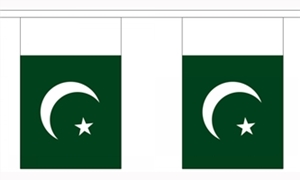 Image of   Pakistan Guirlander 3m (10 flag)