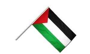 Image of   Palæstina Håndflag (15x22cm)