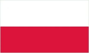 Image of   Polen Flag (90x150cm)