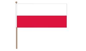 Image of   Polen Håndflag (30x45cm)