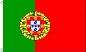 Image of   Portugal Flag (90x150cm)