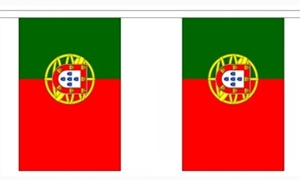 Image of   Portugal Guirlander 9m (30 flag)