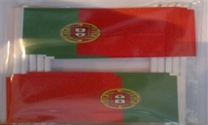 Image of   Portugal Kageflag (30x48mm)