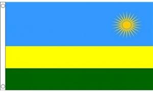 Image of   Rwanda Flag (90x150cm)