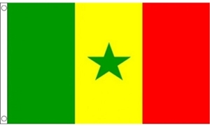 Image of   Senegal Flag (90x150cm)