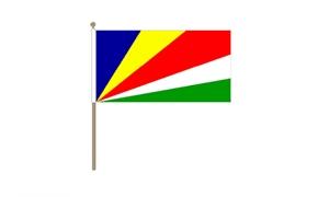 Image of   Seychellerne Håndflag (30x45cm)