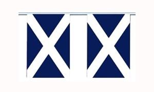 Image of   Skotland Guirlander 9m (30 flag)