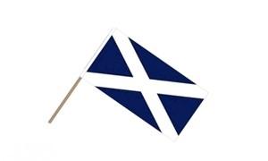 Image of   Skotland Håndflag (15x22cm)