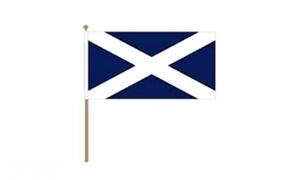 Image of   Skotland Håndflag (30x45cm)