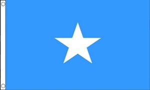 Image of   Somalia Flag (90x150cm)