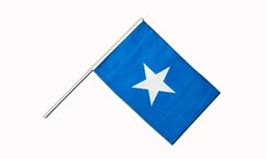 Image of   Somalia Håndflag (15x22cm)