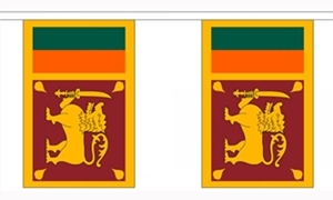 Image of   Sri Lanka Guirlander 9m (30 flag)
