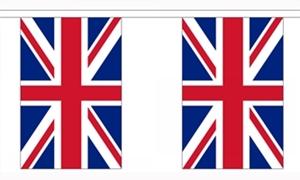 Image of   Storbritannien Guirlander 3m (10 flag)
