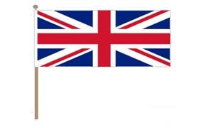 Image of   Storbritannien Håndflag (30x45cm)