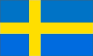 Image of   Sverige Flag (90x150cm)