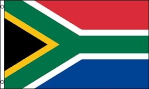 Image of   Sydafrika Flag (90x150cm)