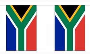Image of   Sydafrika Guirlander 3m (10 flag)