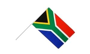 Image of   Sydafrika Håndholdt Papirflag (20x27cm)