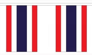 Image of   Thailand Guirlander 9m (30 flag)