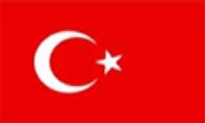 Image of   Tyrkiet Flag (90x150cm)