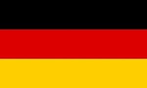 Image of   Tyskland Flag (90x150cm)
