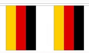 Image of   Tyskland Guirlander 9m (30 flag)