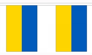 Image of   Ukraine Guirlander 3m (10 flag)