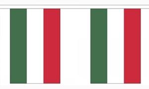 Image of   Ungarn Guirlander 3m (10 flag)