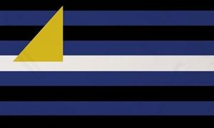 Image of   Watersports Pride Flag (90x150cm)
