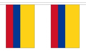 Image of   Colombia Guirlander 9m (30 flag)