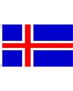 Island Flag (150x240cm)