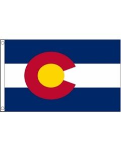 Colorado Flag (90x150cm)