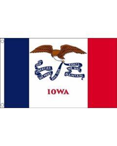 Iowa Flag (90x150cm)