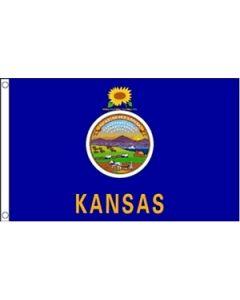 Kansas Flag (90x150cm)