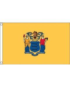New Jersey Flag (90x150cm)