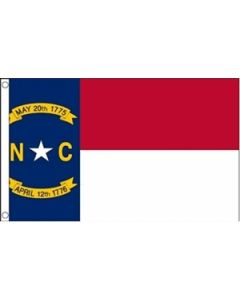 North Carolina Flag (90x150cm)