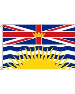 British Colombia Flag (90x150cm)