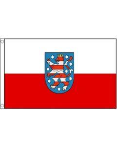 Thuringen Flag (90x150cm)