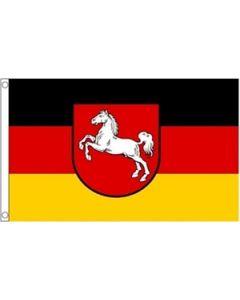 Lower Saxony Flag (90x150cm)