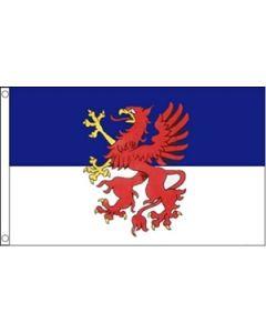 Pommern Flag (90x150cm)