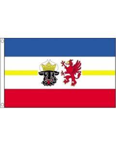 Mecklenburg-Vorpommern Flag (90x150cm)