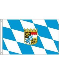 Bavaria Crest Flag (90x150cm)