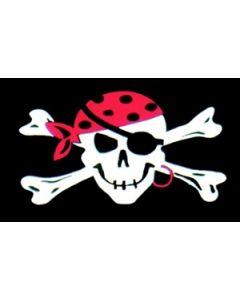 One Eyed Jack - Pirat Flag (90x150cm)