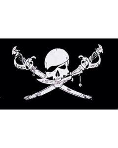 Brethren of the Coast - Pirat Flag (90x150cm)