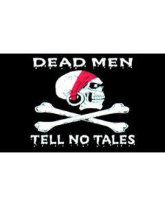 Dead Men Tell No Tells - Pirat Flag (90x150cm)