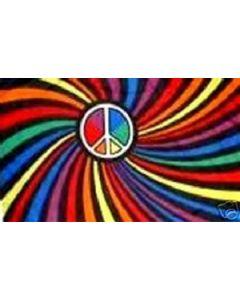 Rainbow Swirl Flag (90x150cm)