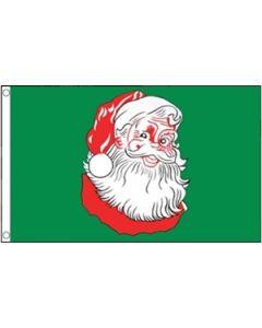 Santa (Christmas) Flag (90x150cm)