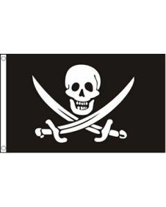 Jack Rackham - Pirat Flag (150x240cm)
